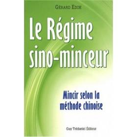 Le régime sino-minceur