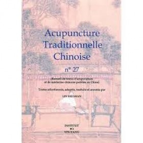 Acupuncture traditionnelle chinoise nº27