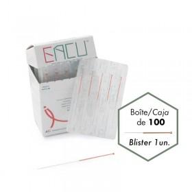 0,25*40mm EACU Mango cobre sin silicona+Tubo