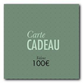 TARJETA DE REGALO 100€