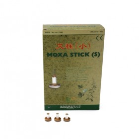 Conos adhesivos de moxa con soporte metálico