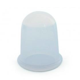 Ventosa silicona 7cm (Transparente)
