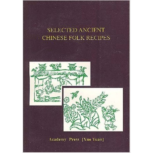 Selected ancient Chinese folk recipes -50%