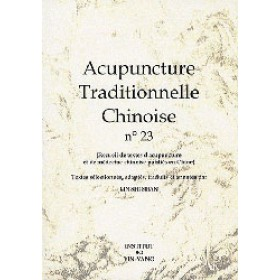 Acupuncture traditionnelle chinoise nº23