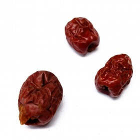 Fruits de 3grLa Jujuba vermella assecada simp