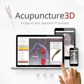 "Software """"Acupuntura 3D"""""