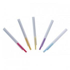 0,16*30mm EACU Mànec de plàstic amb silicona+Tub