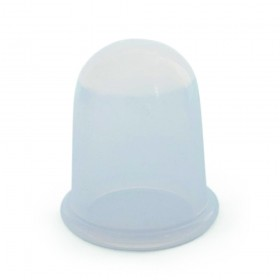 Ventosa de silicona 7cm (Transparent)
