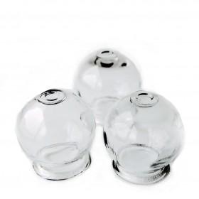 Kit de ventoses de vidre